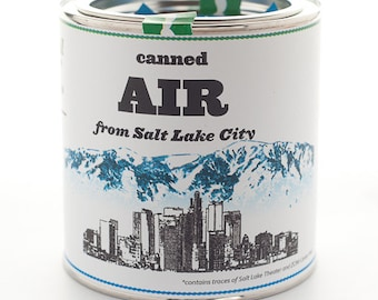 Original Canned Air From Salt Lake City