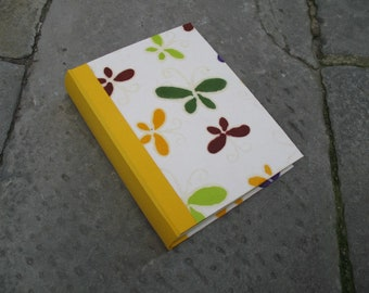 photo album flower paper