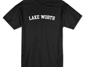Lake Worth City Show The Pride Men'S T-shirt