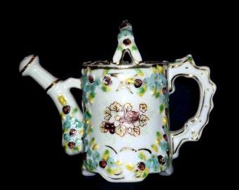 Vintage Porcelain Watering Can