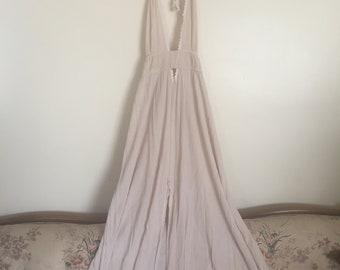 Tea Dyed Long Dress