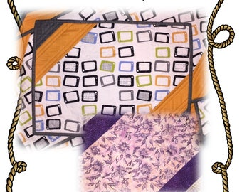 Let's Do Lunch! Quilted Placemat Pattern Download