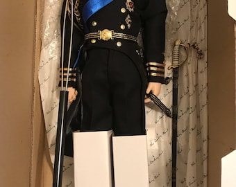 Prince Charles Groom Doll