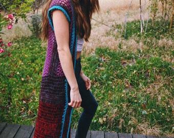 Mrs. Weasley vest- handmade by Haley Lu