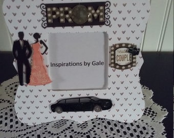 Prom Night Picture Frame