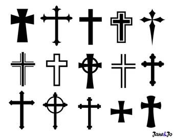 Cross SVG,Cross svg silhouette files,Crosses vector png, dxf, eps,jpg,pdf,Crosses clipart,Cross cameo,Cross cricut SVG,christian cross svg