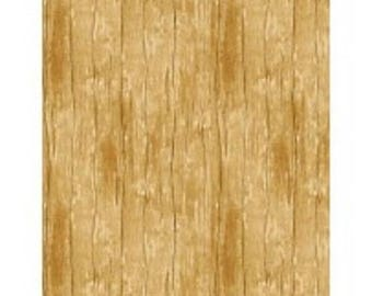 The Way Home Dark Tan Barnwood 82503-222 from Wilmington by the yard