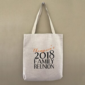 Family Reunion Favor Etsy