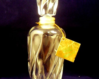 CLEARANCE Vintage 1970s Wind Song by Prince Matchabelli 6 oz Collector's Edition Cologne Bottle  PERFUME