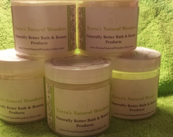 Coconut Oil Body Lotion handmade with ALL NATURAL ingredients