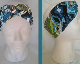 Jersey Turban headband