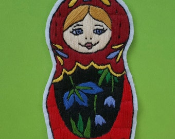 Russian Doll Patch