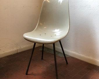 Fiberglass Chair Charles Eames Herman Miller