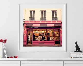 Paris photography, framed wall art, Paris wall art, wall art canvas, extra large wall art, Paris print, Europe, gallery