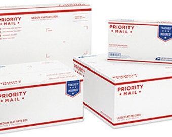 PRIORITY MAIL Upgrade for USA