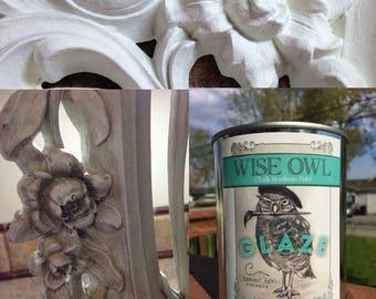 Wise Owl Glaze - Mortar