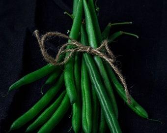 Green Beans Fine Art Print