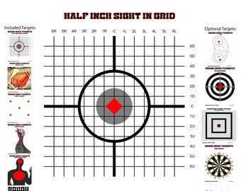 Rough Neck Target System Backer Only, shooting target, gun, rifle, hunting target, deer target, turkey target, pistol target, range