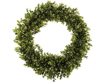Green Spring Wreath