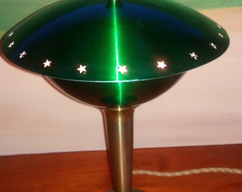 UFO TV lamp, a daydream production.
