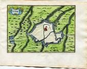 1634 Nicolas Tassin La Fe...