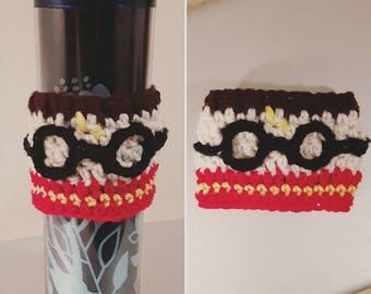 Harry Potter Coffee / Tea Cup Cozy Crochet