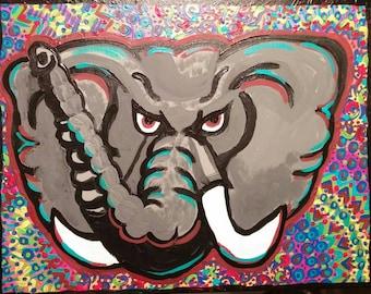 Alabama elephant
