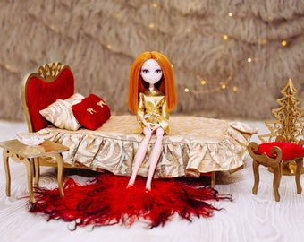 Furniture For Monster High Dolls Handmade Day Of The Dead