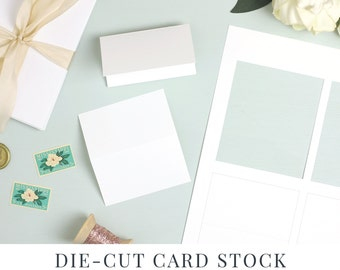 Transformative image intended for printable place card paper