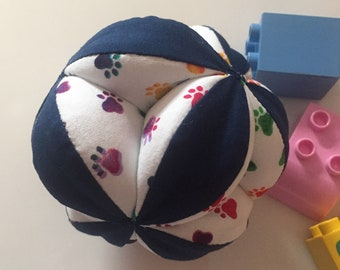 Baby Clutch Ball - Benefits Family Shelter