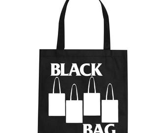 BLACK BAG - Inspired by Blag Flag