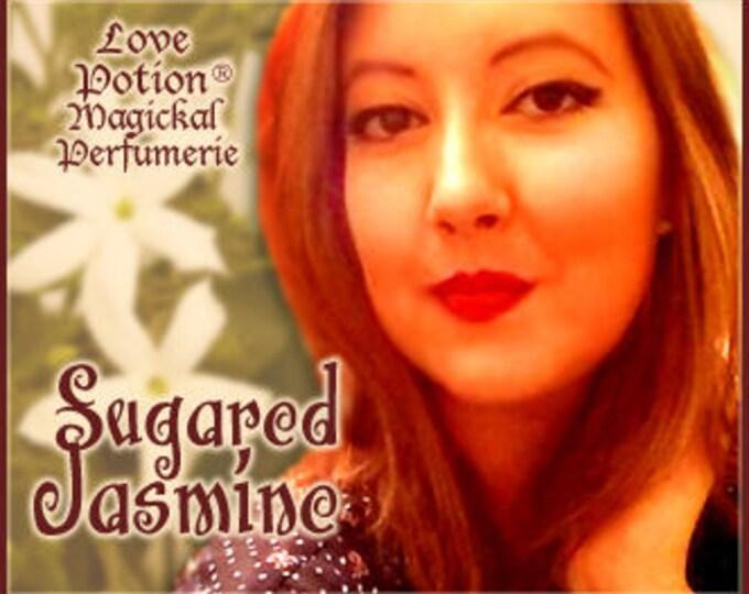 Sugared Layerable Perfumes - Choose Your Scent! - Jasmine thru Ylang Ylang - Love Potion Magickal Perfumerie