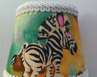Zebra Night Light