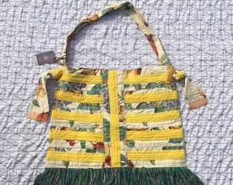 The Jungle Bag, Adjustable Crossbody