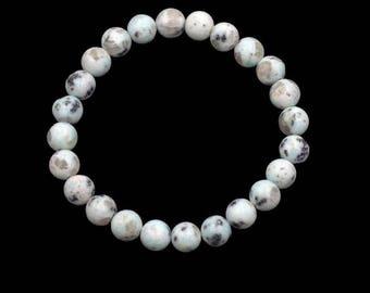 Lotus Jasper bracelet