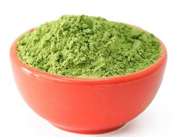 Organic Wheatgrass Raw Powder Bulk Powder