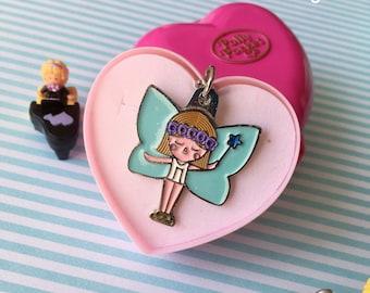 Polly Pocket fairy necklace