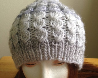 Twisted Winter Hat