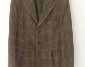Chaqueta de Tweed, medida blazer, chaqueta de los hombres, chaqueta a medida, vintage, mens chaqueta, chaqueta de tweed vintage, país chaqueta, chaqueta de tiro