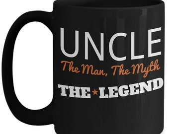 Gift For Uncle Best Uncle Ever New Uncle Gift Uncle Birthday Awesome Uncle To Be Funny Uncle Mug For Uncle Announcement Uncle Christmas