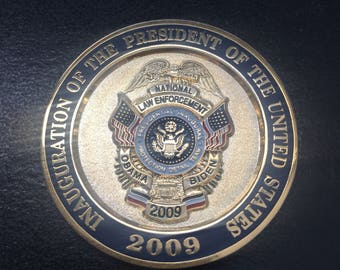 Presidential Inauguration Challenge Coin