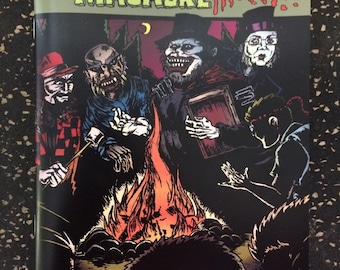 Shocking Macabre Theater # 2 Comic by Sparkle Comics