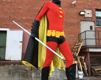 Tim Drake Robin Belt  Buckle  Prop 3D Printed for Cosplay u0026 Costume & Resin Tim Drake Robin Cosplay emblem
