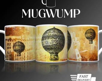 Steampunk Mug.