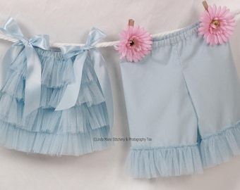 Infant  Ruffled Swing Top with Bloomers