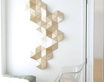 3D wall decoration, wood wall art sculpture, modern wall art, white wall art, wood wall art design, wooden wall art
