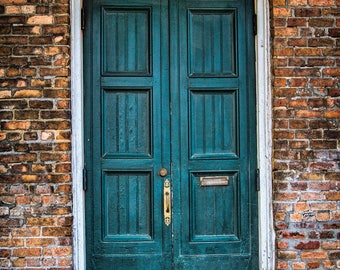 NOLA Doors - New Orleans Photography, Home Decor, Office Decor, Wall Art