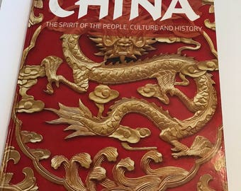 Spirit of China - Gill Davies - coffee table book