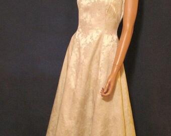 Vintage Jessica McClintock Wedding Dress Size 8