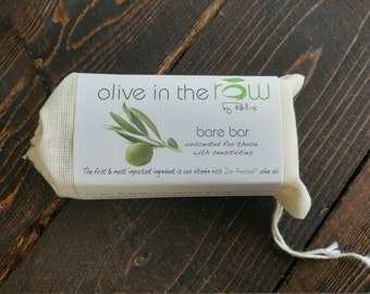 Olive Oil Soap - 100% Pure, Unscented